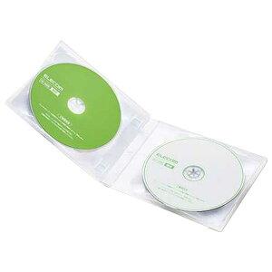 Blu-ray+DVD/CD用レンズクリーナー(2枚組) AVD-CKBRDC