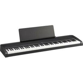 コルグ 電子ピアノ 黒 B2 BK [B2BK]