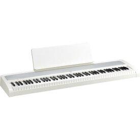 コルグ 電子ピアノ 白 B2 WH [B2WH]