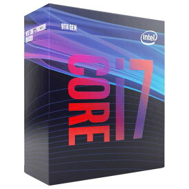 INTEL i7-9700 Coffee Lake-S Refresh BX80684I79700 [BX80684I79700]【JMPP】