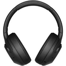 SONY ワイヤレスノイズキャンセリングステレオヘッドセット ブラック WH-XB900N B [WHXB900NB]【RNH】