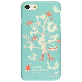 Happymori iPhone8/7用Bird Tree ミント HM8221I7 [HM8221I7]