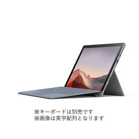 マイクロソフト Surface Pro 7(i3/4GB/128GB) プラチナ VDH-00012 [VDH00012]【RNH】