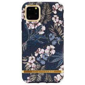 Richmond & Finch iPhone 11 Pro用FREEDOM CASE フローラル Floral Jungle RF17977I58R [RF17977I58R]
