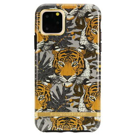 Richmond & Finch iPhone 11 Pro用FREEDOM CASE アニマル Tropical Tiger RF17979I58R [RF17979I58R]