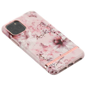 Richmond & Finch iPhone 11 Pro用FREEDOM CASE フローラル Pink Marble Floral RF17981I58R [RF17981I58R]