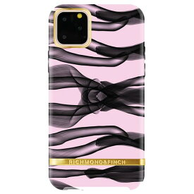 Richmond & Finch iPhone 11 Pro用FREEDOM CASE ファッション Pink Knots RF17982I58R [RF17982I58R]