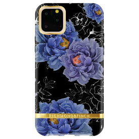 Richmond & Finch iPhone 11 Pro用FREEDOM CASE ファッション Blooming Peonies RF17984I58R [RF17984I58R]