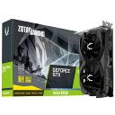 ZOTAC/PCP ZOTAC GAMING GeForce GTX 1660 SUPER Twin Fan ZT-T16620F-10L [ZTT16620F10L]