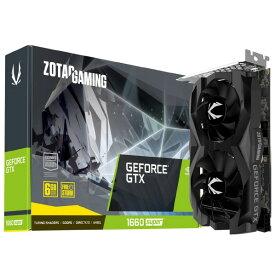 ZOTAC/PCP ZOTAC GAMING GeForce GTX 1660 SUPER Twin Fan ZT-T16620F-10L [ZTT16620F10L]【ARPP】