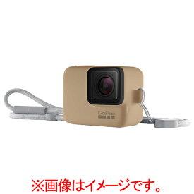 GoPro スリーブ+ランヤード サンド ACSST-010 [ACSST010]【JNSP】