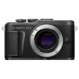 オリンパス デジタル一眼カメラ・ボディ OLYMPUS PEN ブラック E-PL10ボディ-BLK [EPL10BLK]【RNH】