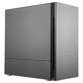 クーラーマスター ミニタワー型PCケース スチールサイドパネル Silencio S400 MCS-S400-KN5N-S00 [MCSS400KN5NS00]