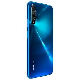 HUAWEI SIMフリースマートフォン HUAWEI Nova クラッシュブルー NOVA 5T/BLUE [NOVA5TBLUE]