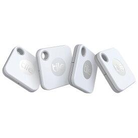 Tile Mate(2020) 電池交換版 4個パック ホワイト RT-19004-AP [RT19004AP]