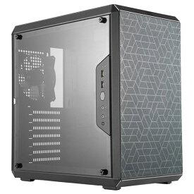 クーラーマスター ミドルタワー型PCケース MasterBox Q500L ブラック MCBQ500LKANNS00 [MCBQ500LKANNS00]