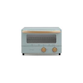 アイリスオーヤマ オーブントースター ricopa アッシュブルー EOT-R021AA [EOTR021AA]【RNH】