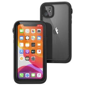 トリニティ iPhone 11用ケース カタリスト ステルスブラック CT-WPIP19M-BK [CTWPIP19MBK]【ARPP】