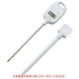 タニタ デジタル温度計 ブルー TT584BL [TT584BL]
