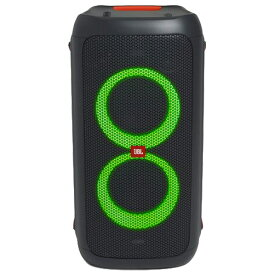 JBL Bluetoothパーティースピーカー ブラック JBLPARTYBOX100JN [JBLPARTYBOX100JN]【RNH】【NATUM】