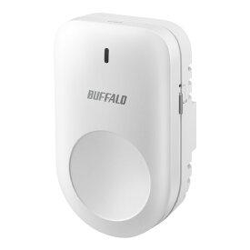 BUFFALO AirStation connect専用中継器 WEM-1266WP [WEM1266WP]【RNH】