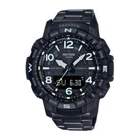 カシオ 腕時計 PROTREK ブラック PRT-B50YT-1JF [PRTB50YT1JF]【SPPS】