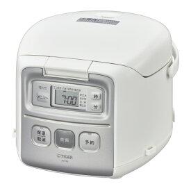 タイガー マイコン炊飯ジャー(3合炊き) 炊きたてミニ ホワイト JAI-R552W [JAIR552W]【RNH】【IMPP】