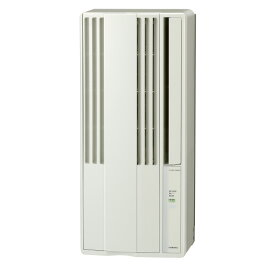 コロナ 冷房専用窓用エアコン シティホワイト CW-F1820(W) [CWF1820W]【RNH】