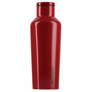 スパイス 保冷保温ボトル(270ml) CORKCICLE DIPPED CANTEEN 9oz CherryBomb 2009DCB [2009DCB]