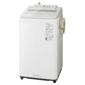 パナソニック 7.0kg全自動洗濯機 ホワイト NA-FA70H8-W [NAFA70H8W]【RNH】