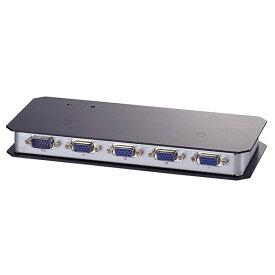 エレコム ディスプレイ分配機(4分配) VSP-A4 [VSPA4]
