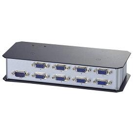 エレコム ディスプレイ分配機(8分配) VSP-A8 [VSPA8]
