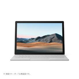 マイクロソフト Surface Book 3 13.5インチ(i7/32GB/1TB) プラチナ SLS-00018 [SLS00018]【RNH】【IMPP】