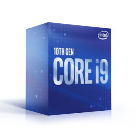 INTEL CPU Comet lake-S BX8070110900 [BX8070110900]【SPPS】