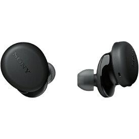 SONY ワイヤレスステレオヘッドセット ブラック WFXB700B [WFXB700B]【RNH】【NATUM】