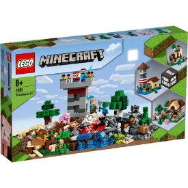 レゴジャパン LEGO マインクラフト 21161 クラフトボックス 3.0 21161クラフトボツクス30 [21161クラフトボツクス30]【SPMS】