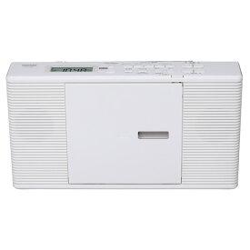 東芝 CDラジオ ホワイト TY-C260(W) [TYC260W]【RNH】