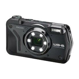 リコー デジタルカメラ WGシリーズ オレンジ WG-6BK [WG6BK]