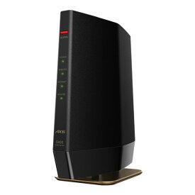 BUFFALO 無線LANルーター AirStation マットブラック WSR-5400AX6-MB [WSR5400AX6MB]【RNH】【SPMS】