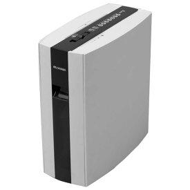 アイリスオーヤマ 細密シュレッダー(2×10mm) ホワイト PS5HMSD [PS5HMSD]【RNH】