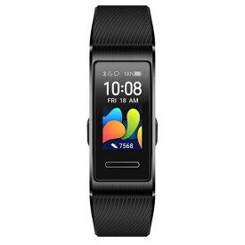 HUAWEI Band 4 pro グラファイトブラック BAND 4 PRO/BK [BAND4PROBK]【WPP】