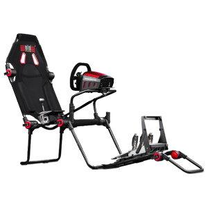 Next Level Racing ポータブルレーシングシュミレーター F-GT Lite NLR-S015 [NLRS015]【MMPT】