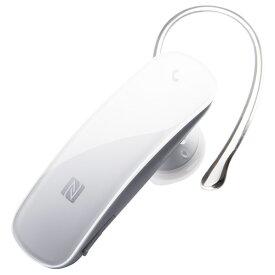 BUFFALO Bluetooth 4.0対応ヘッドセット NFC対応 ホワイト BSHSBE33WH [BSHSBE33WH]