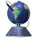 ドウシシャ しゃべる地球儀 パーフェクトグローブ GEOPEDIA NEXT ブルー PGGPN19RジオペデイアNEXT [PGGPN19Rジオペデ…