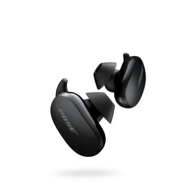 BOSE ワイヤレスイヤフォン QuietComfort Earbuds Triple Black QC EARBUDS BLK [QCEARBUDSBLK]【RNH】