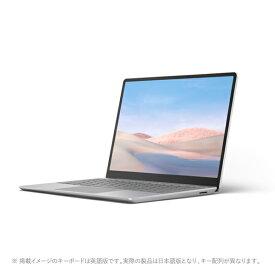 マイクロソフト Surface Laptop Go(i5/8GB/256GB) プラチナ THJ-00020 [THJ00020]【RNH】【SPPS】