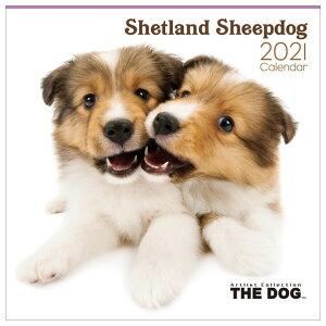 わくわく製作所 カレンダー 2021年版 シェットランド・シープドッグ 2021CL1223シエツトランドシ-プド [2021CL1223シエツトランドシ-プド]