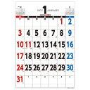 トライエックス カレンダー 2021年版 ジャンボ スケジュール B2タテ型 2021CL641ジヤンボスケジユ-ルビ- [2021CL641ジ…