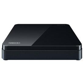 東芝映像ソリューション レグザ純正USBハードディスク(6TB) ブラック THD-600D3 [THD600D3]