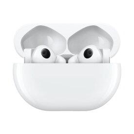 HUAWEI 完全ワイヤレスイヤフォン FreeBuds Pro Ceramic White FREEBUDS PRO/WHITE [FREEBUDSPROWHITE]【RNH】